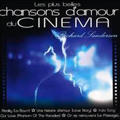 Gold Records Richard sanderson Les plus belles chansons d'amour du cinéma